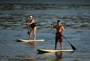 Activités autour du domaine - Paddle