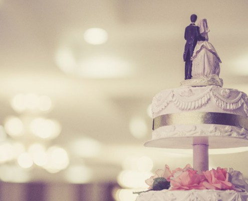 Gâteau de mariage - Segondignac